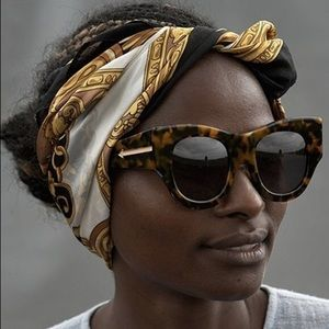 Karen Walker Faithful Sunglasses